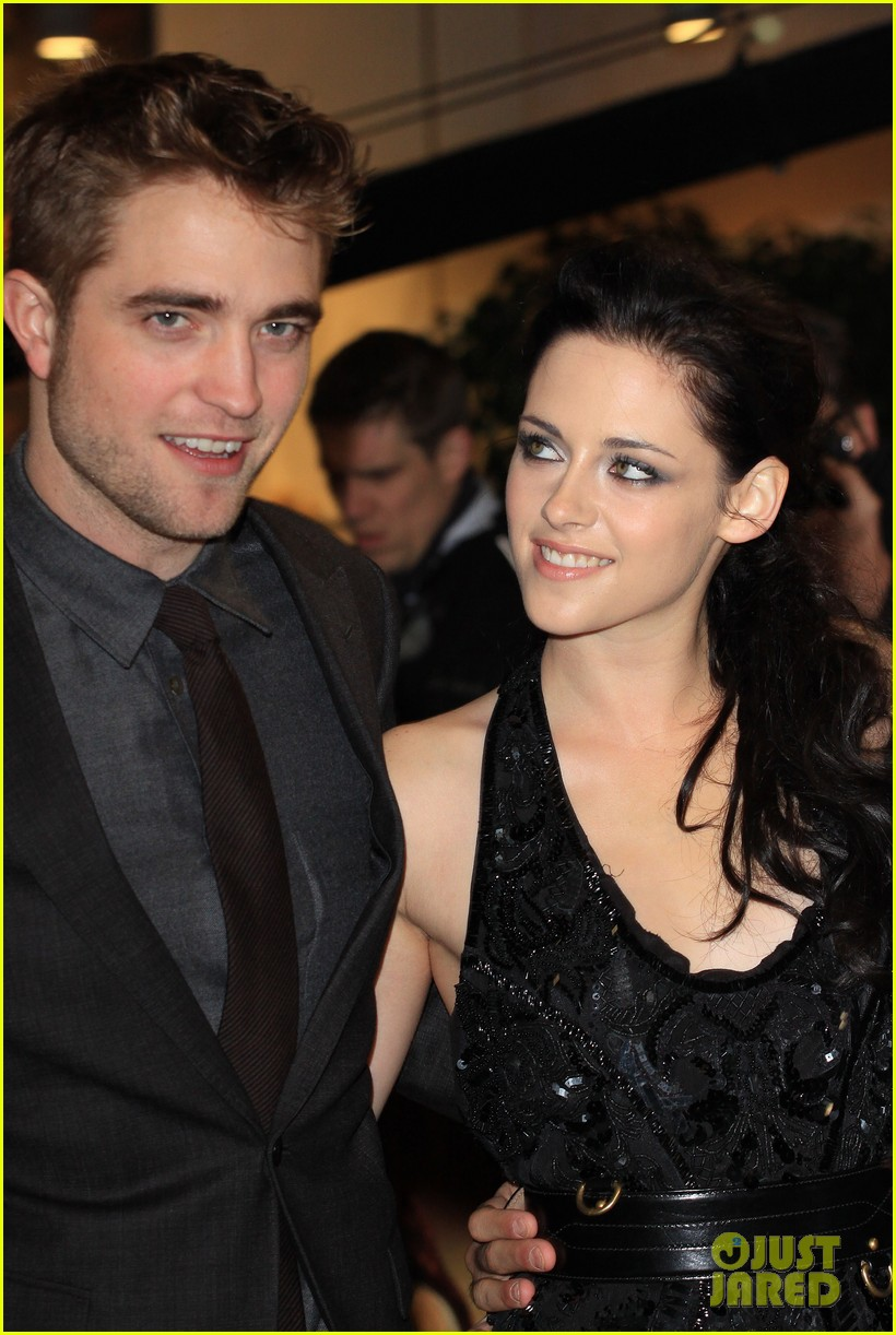 kristen stewart robert pattinson breaking dawn london 04