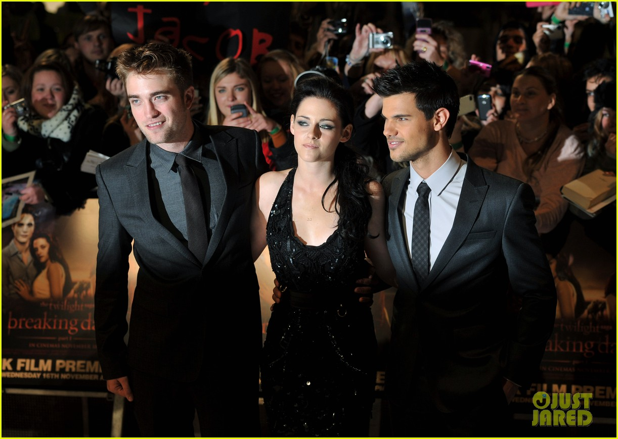 kristen stewart robert pattinson breaking dawn london 142601090