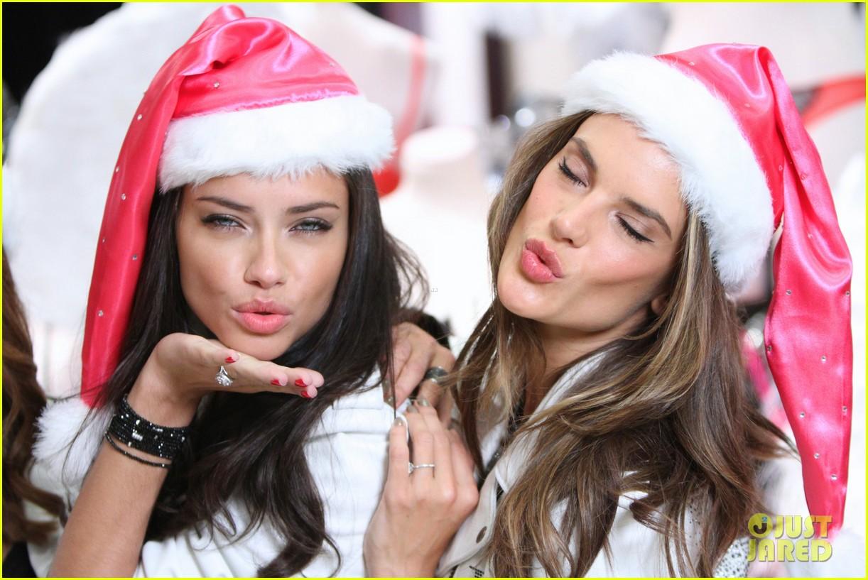 Christmas Victorias Secret Victorias secret christmas 05