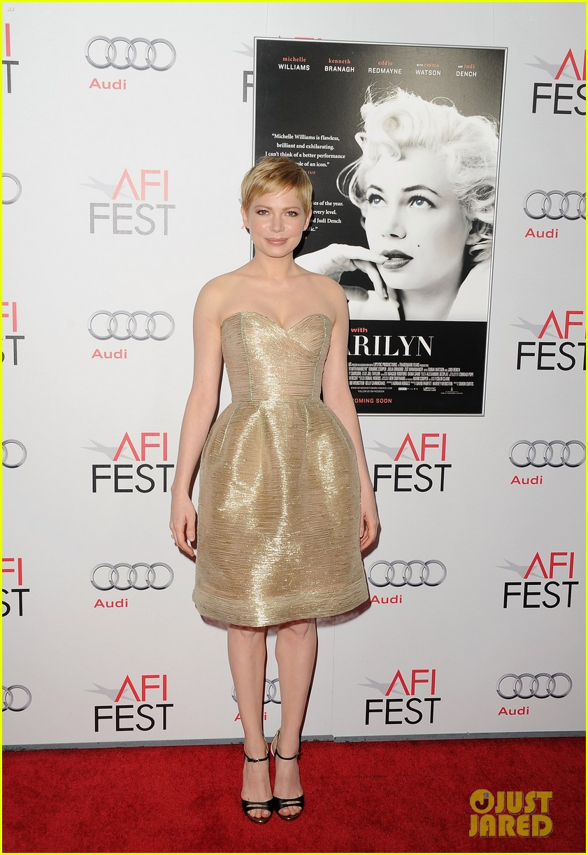 michelle williams marilyn premiere 05