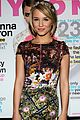 dianna agron nylon cover party 02