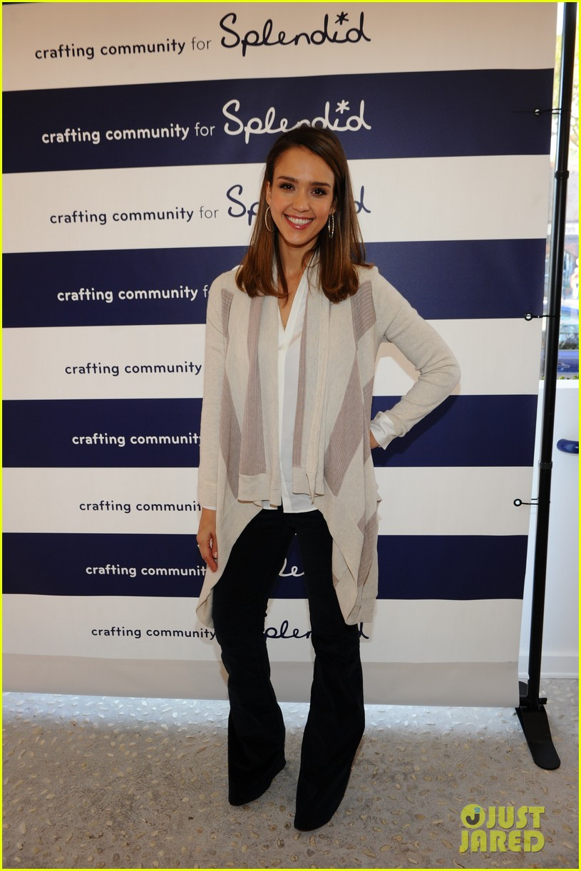 jessica alba splendid event honor 03