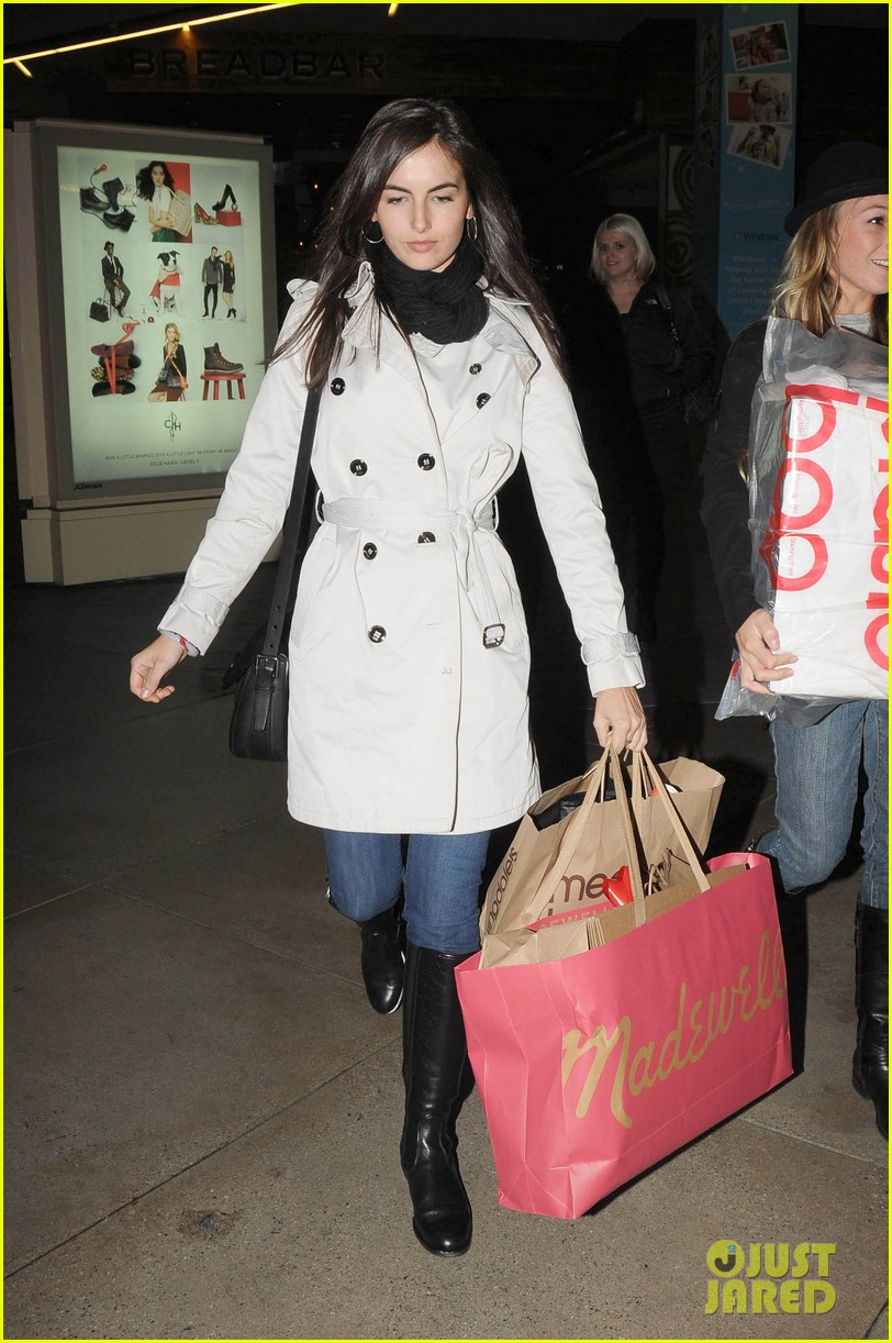 camilla belle madewell shopping 05