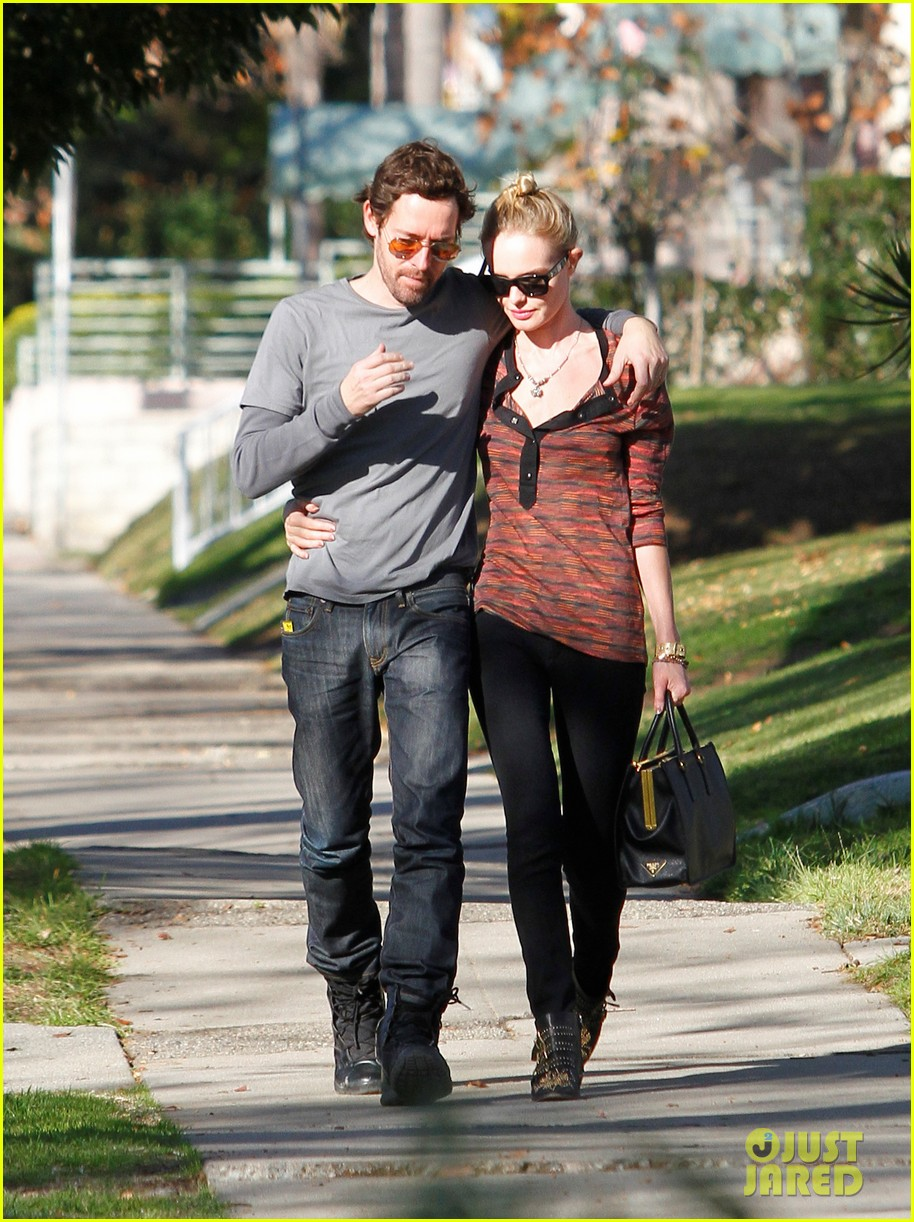 Kate Bosworth & Michael Polish: Los Angeles Lovers: Photo ...