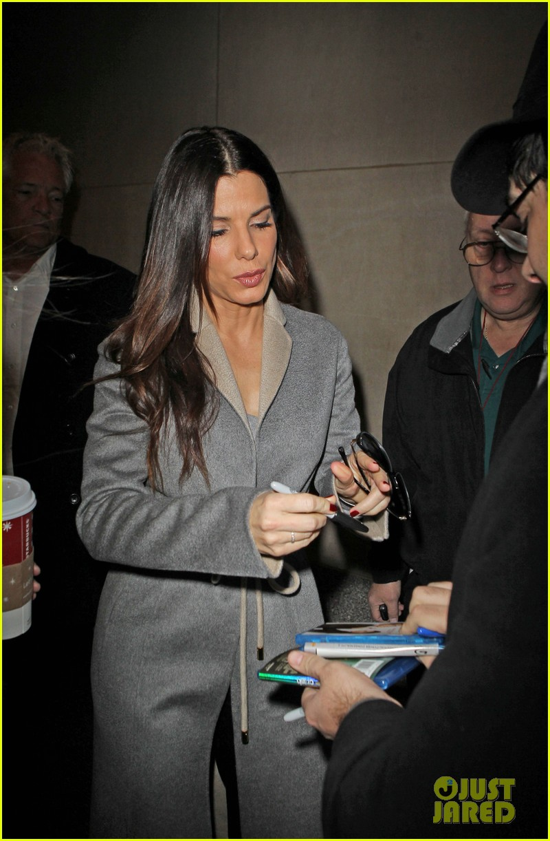 sandra bullock today show 04