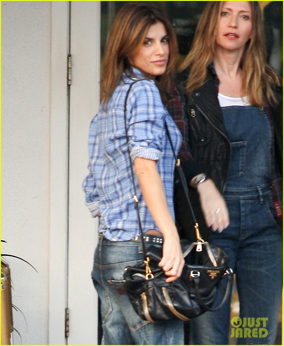 elisabetta canalis fred segal casual 10