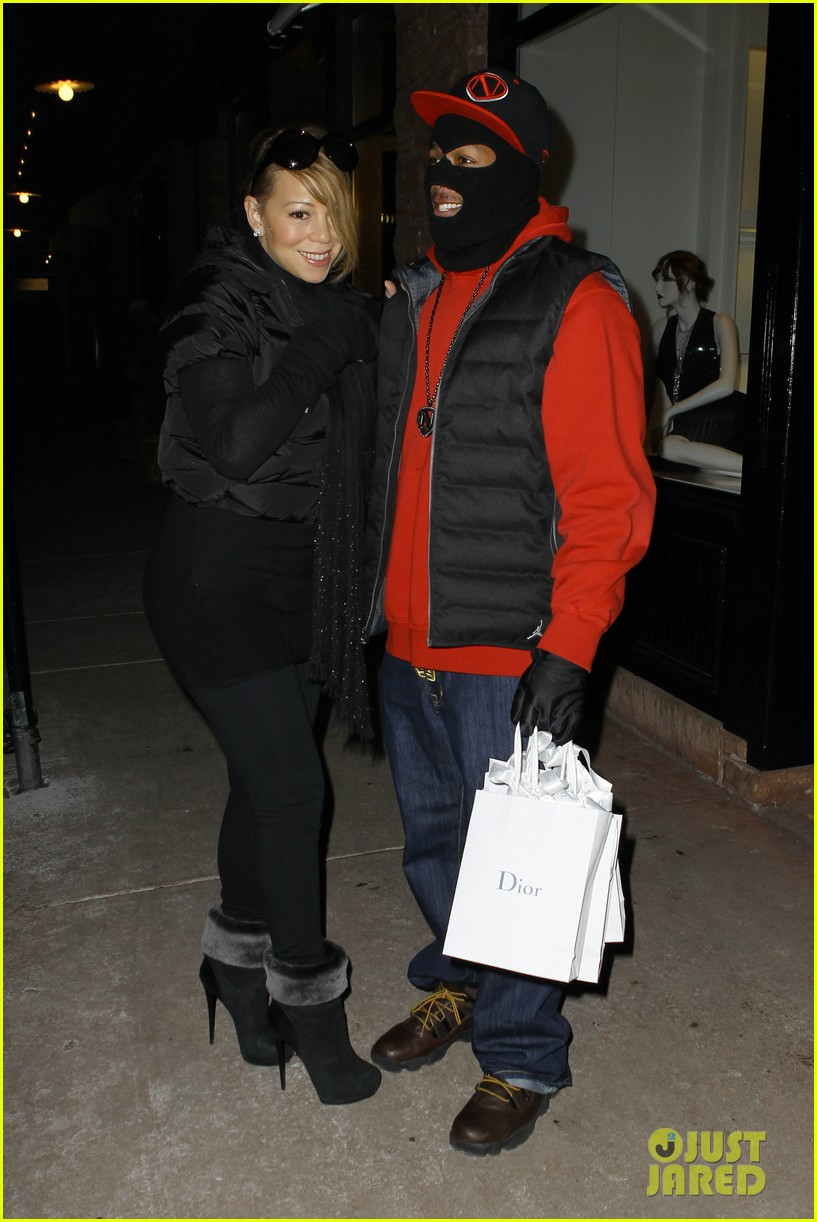 mariah carey shop aspen with nick cannon 04