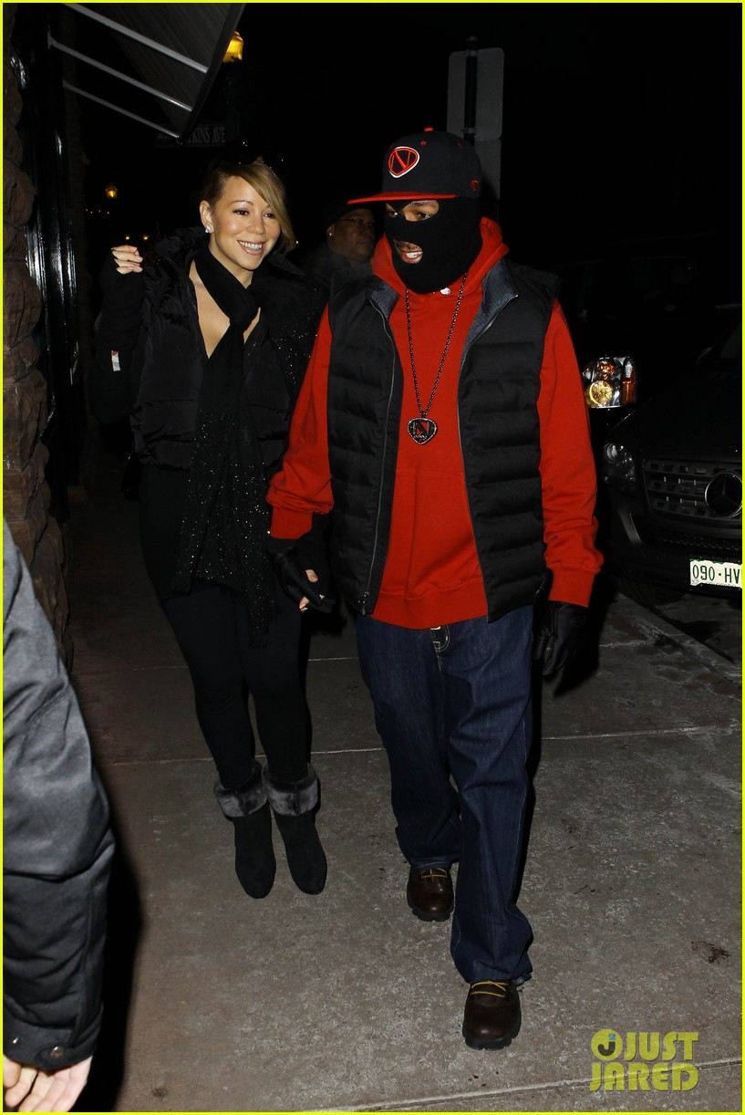 mariah carey shop aspen with nick cannon 10