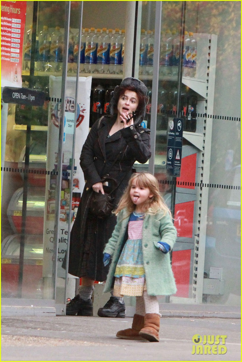 helena bonham carter tesco stop with nell 03