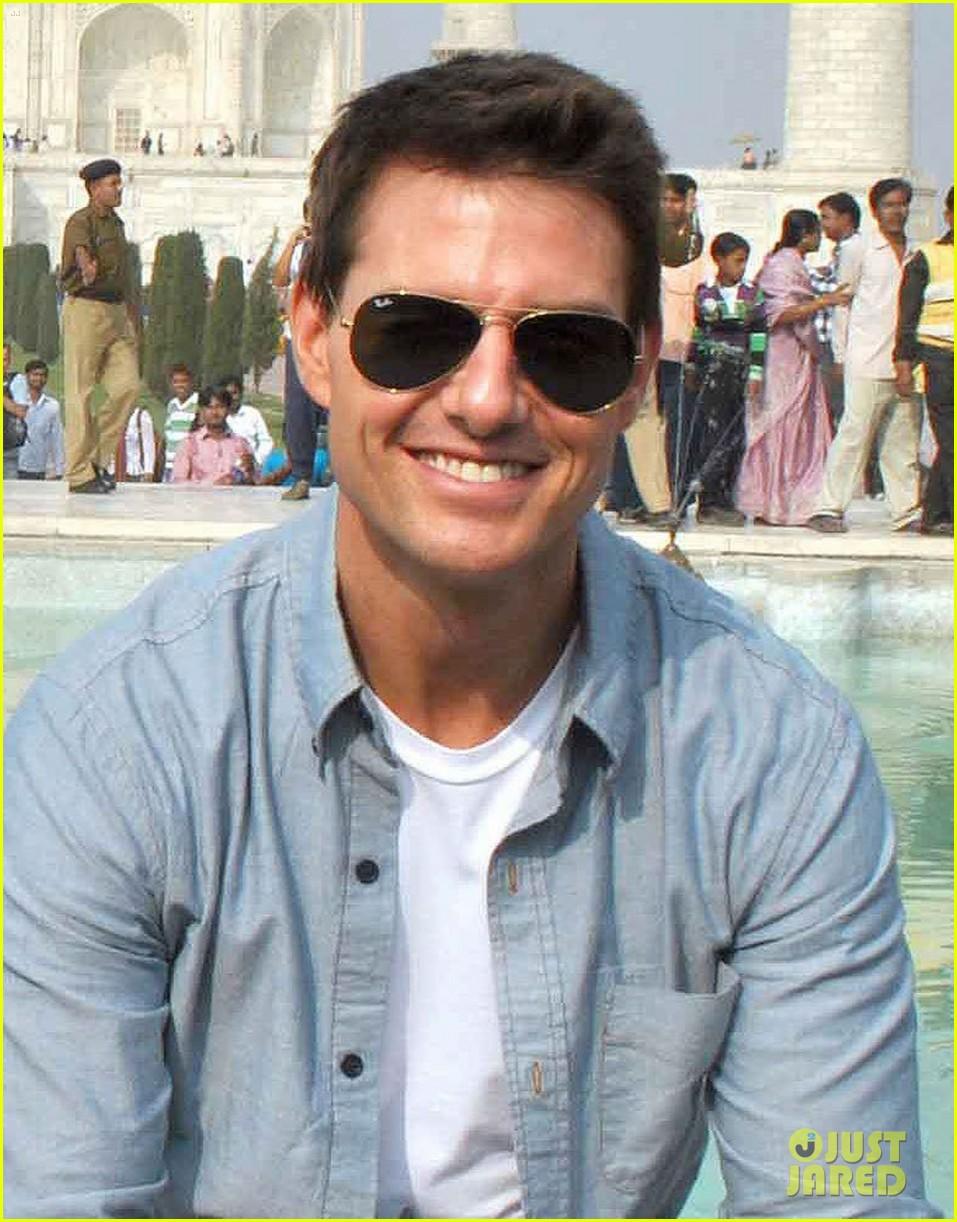 tom cruise taj mahal 04