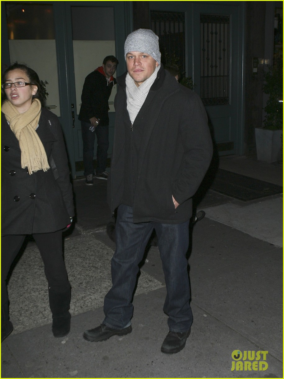 matt damon hotel nyc 04
