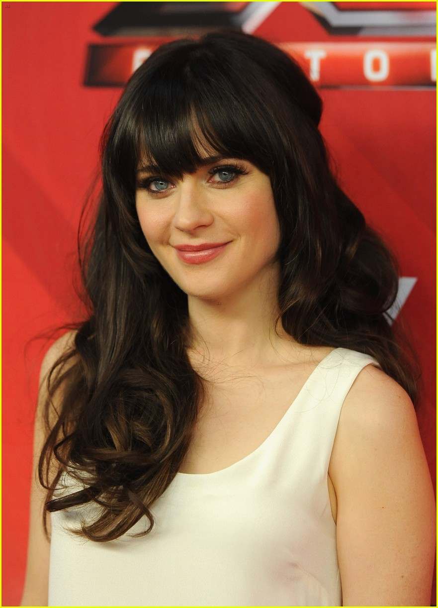 zooey deschanel x factor 07