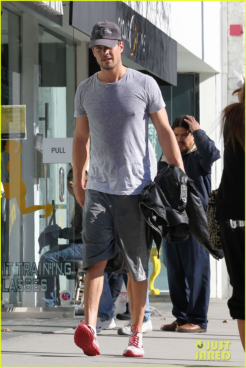 josh duhamel gym workout 032607866