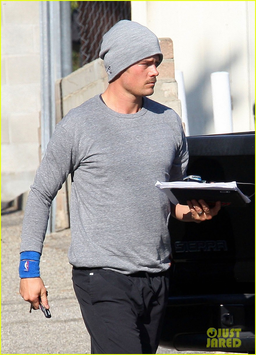 josh duhamel surprised fergie married him 022611483