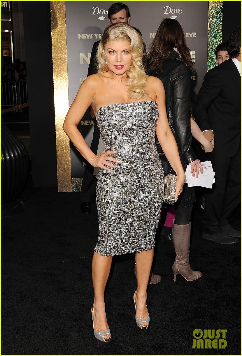 Full Sized Photo of fergie josh duhamel nye premiere 12 ... Fergie