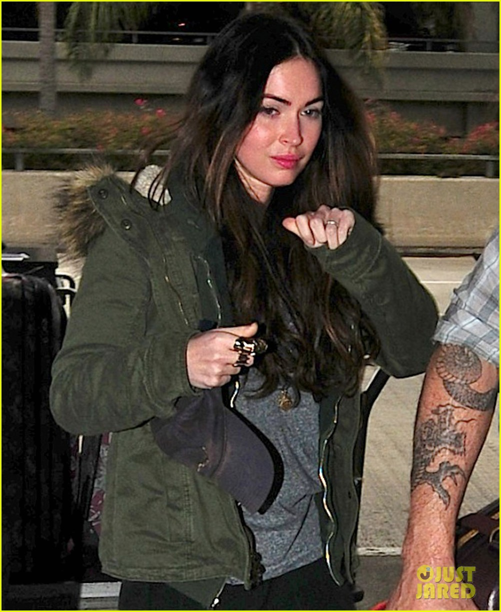 Megan Fox Without Makeup 2012 Megan fox 2012 no makeup meganMegan Fox 2012 No Makeup