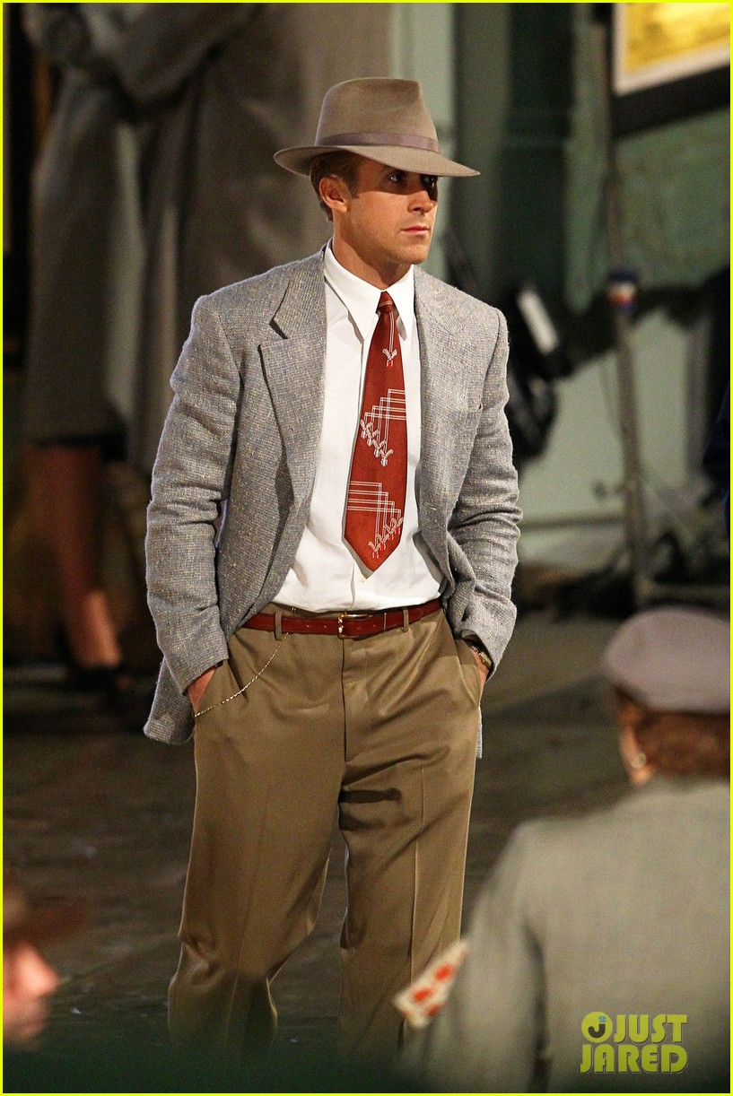 ryan gosling late night gangster squad 06