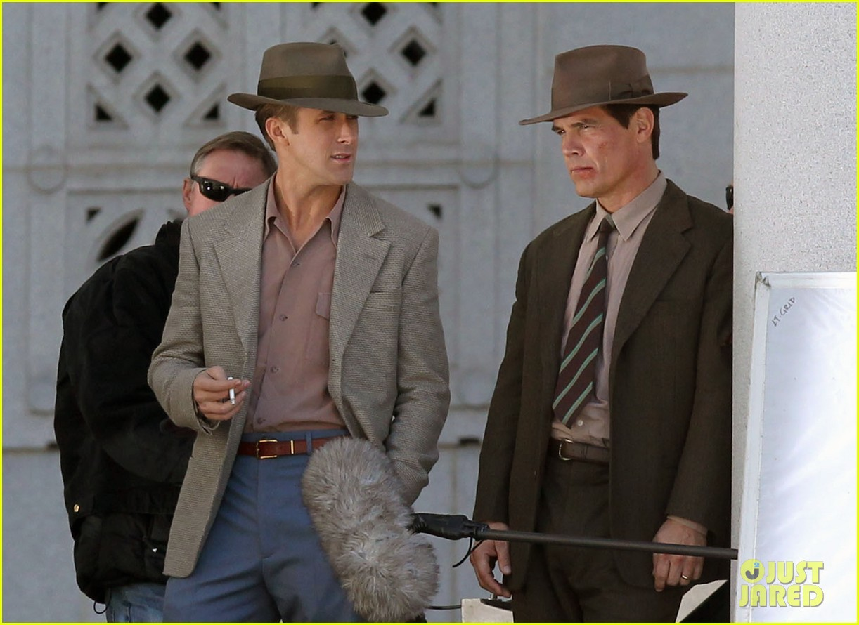 ryan gosling gangster squad monday 06