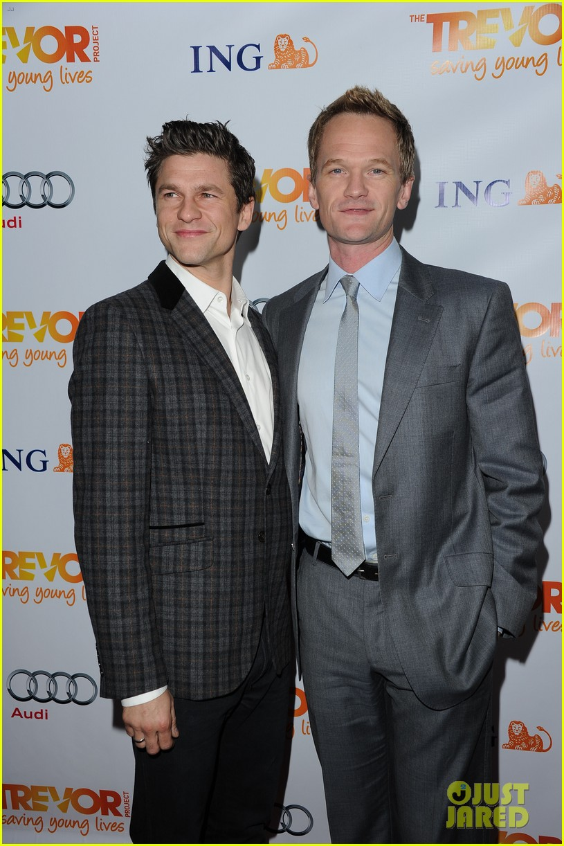 neil patrick harris david burtka trevor project live 2011 01