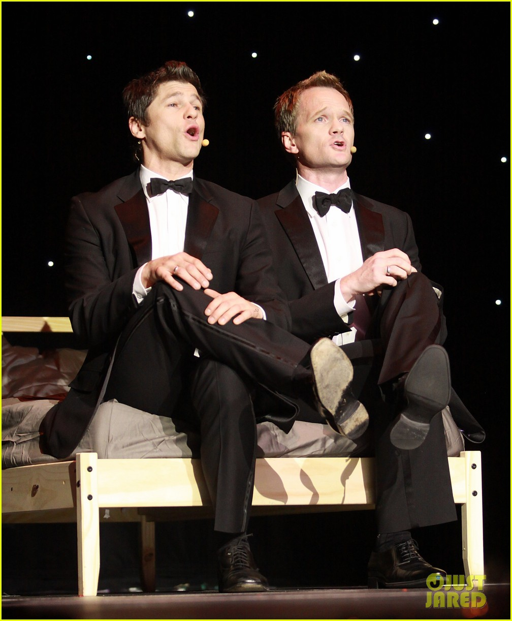 neil patrick harris david burtka trevor project live 2011 02