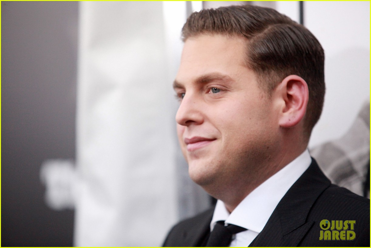 Full Sized Photo of jonah hill the sitter premiere 05 ...