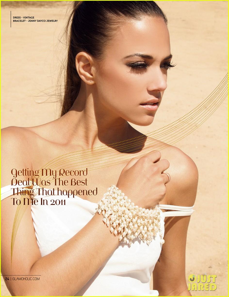 jana kramer glamoholic magazine 01
