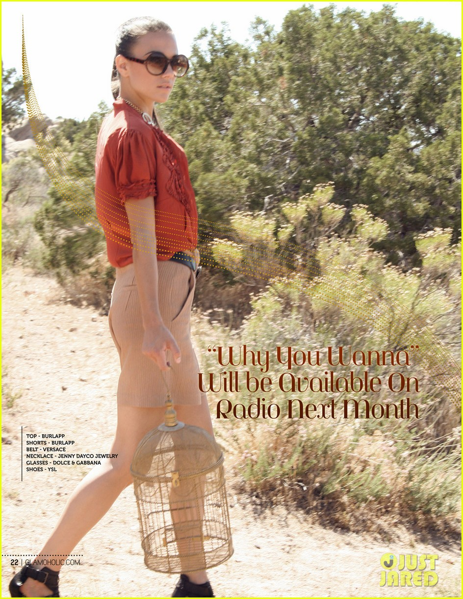 jana kramer glamoholic magazine 03