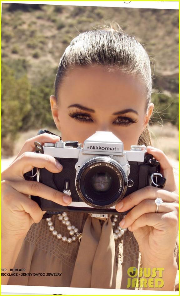 jana kramer glamoholic magazine 04