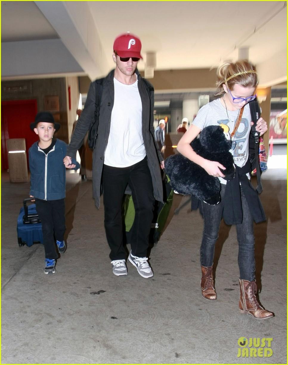 Ryan Phillippe and Kids Ryan Phillippe Children
