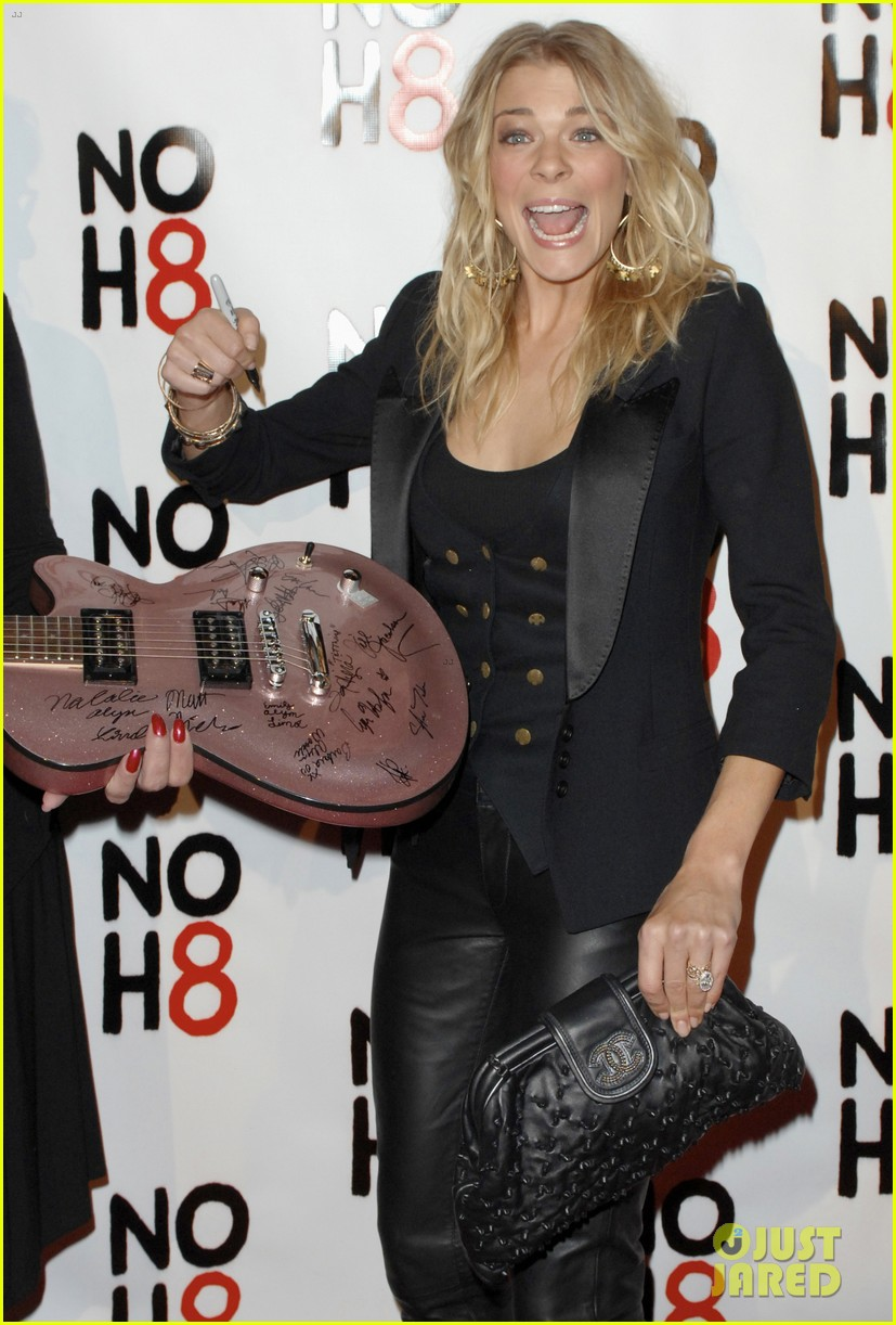 leann rimes noh8 campaigns 3 year anniversary celebration 022609843
