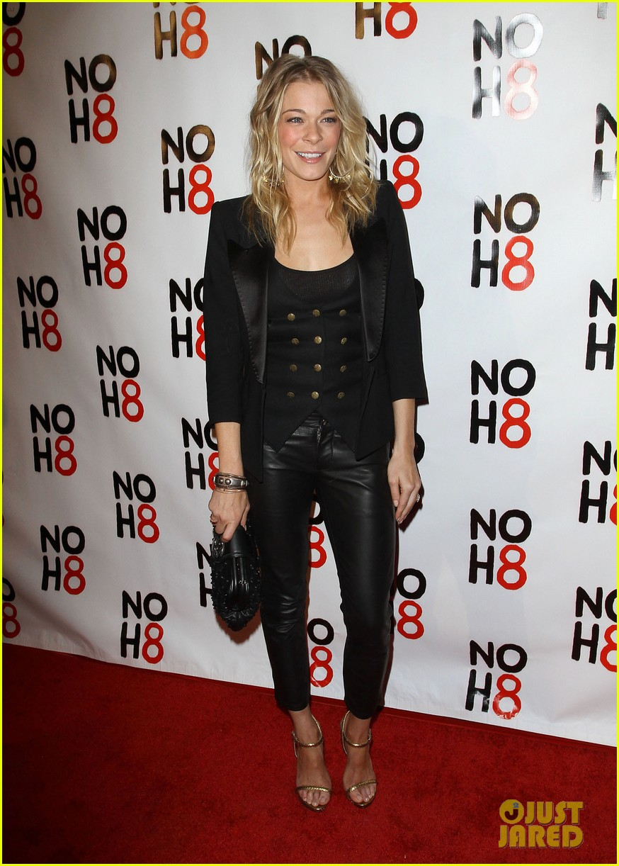 leann rimes noh8 campaigns 3 year anniversary celebration 07