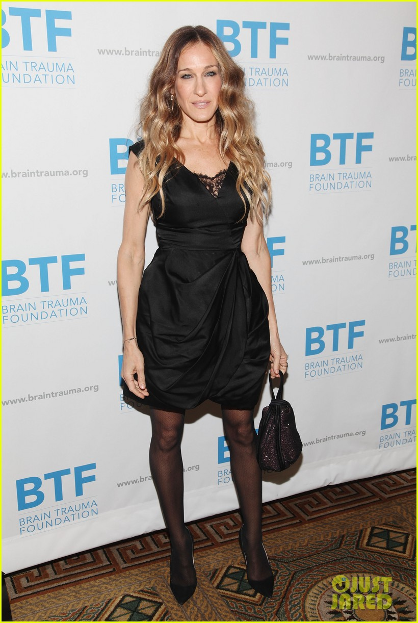 sarah jessica parker brain trauma foundation 052606938