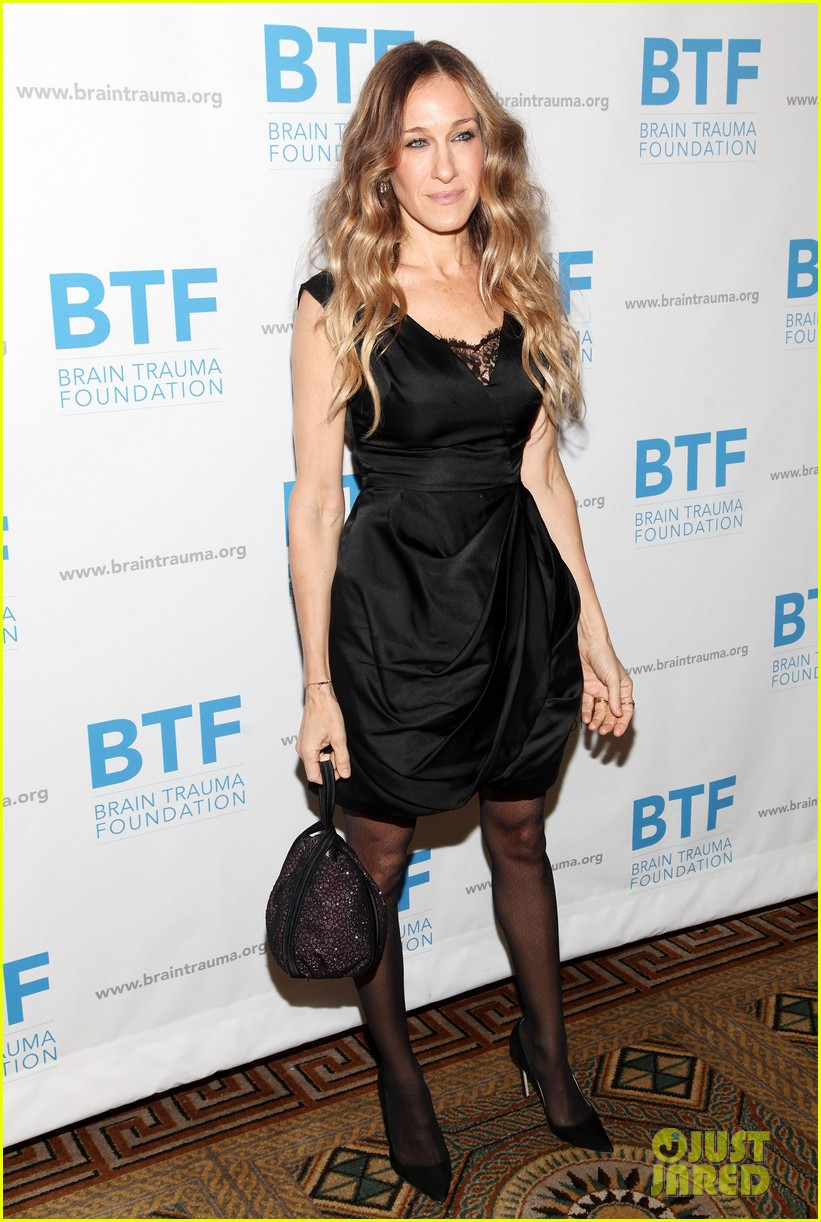 sarah jessica parker brain trauma foundation 09