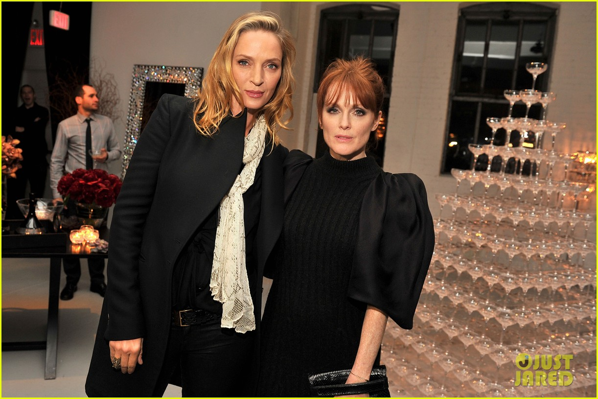 uma thurman julianne moore premiere interiors 09