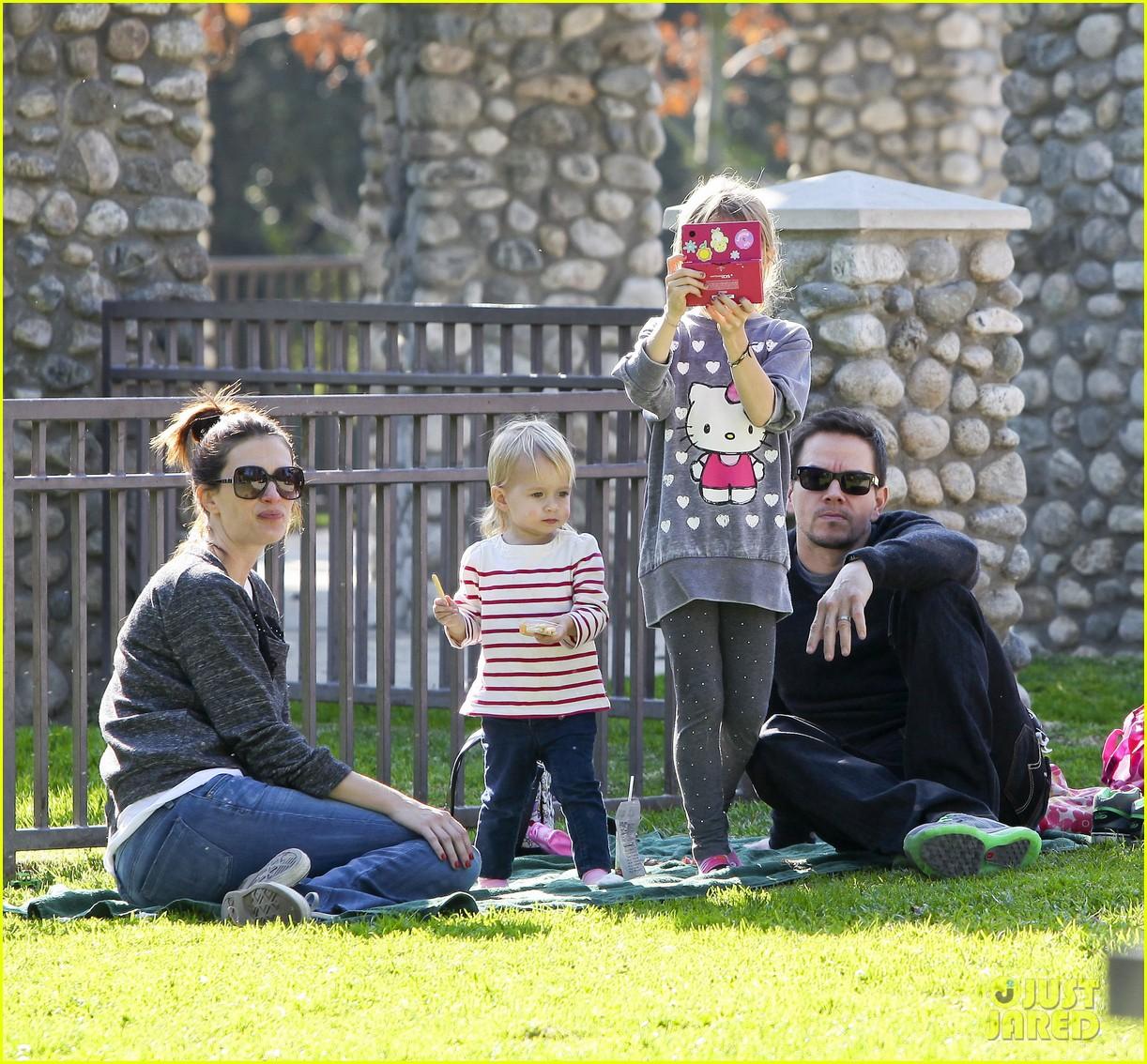 Wahlberg Family Mark w...