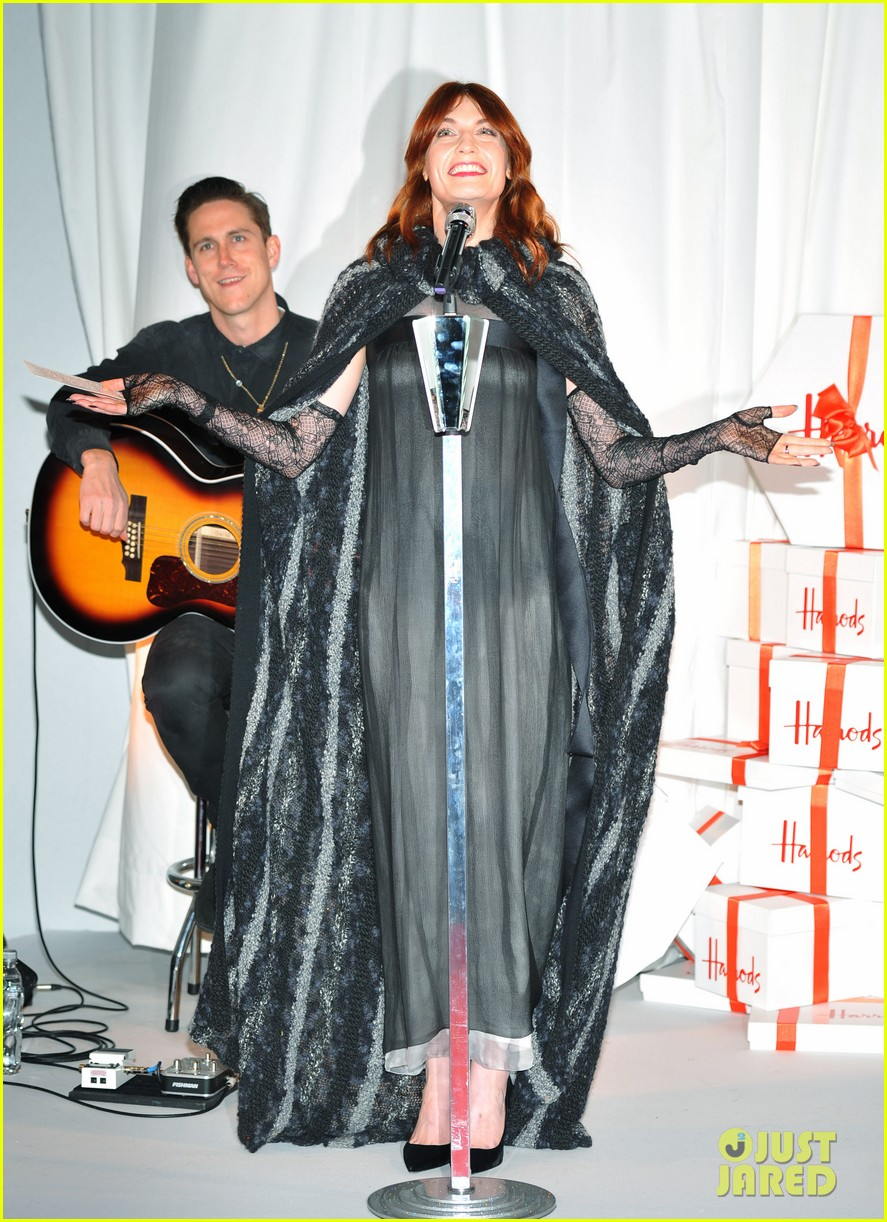 florence welch harrods sale 11