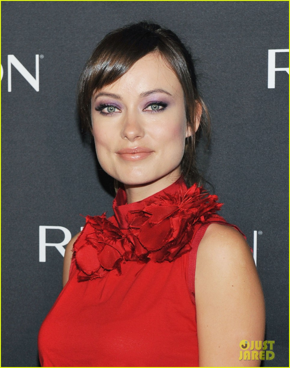 olivia wilde revlon announcement 01