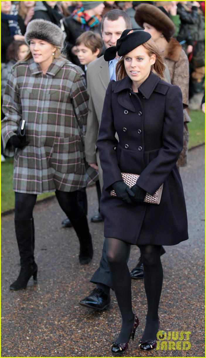 prince william kate christmas day service 11