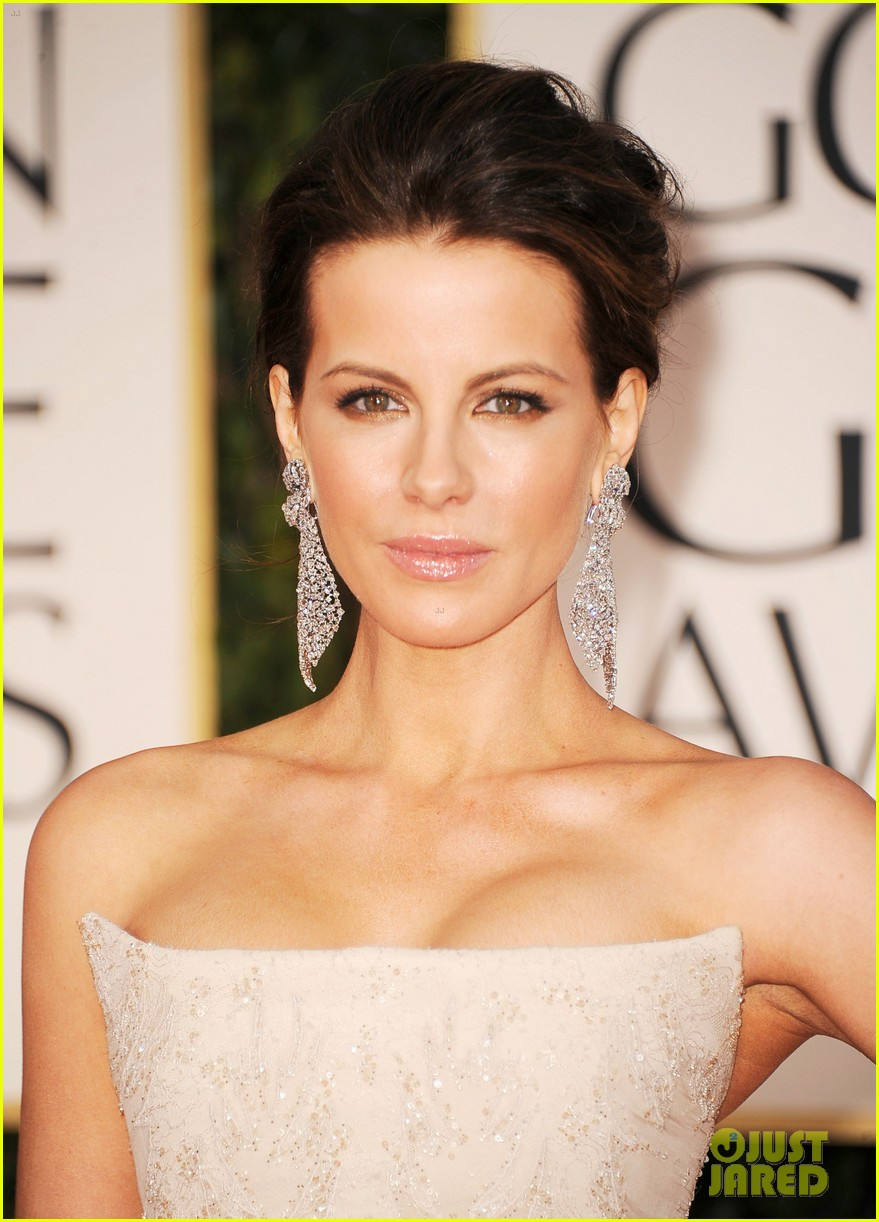 kate beckinsale golden globes 02