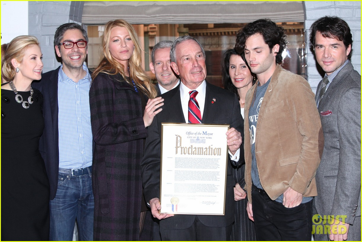 blake lively gossip girl mayoral proclamation 06