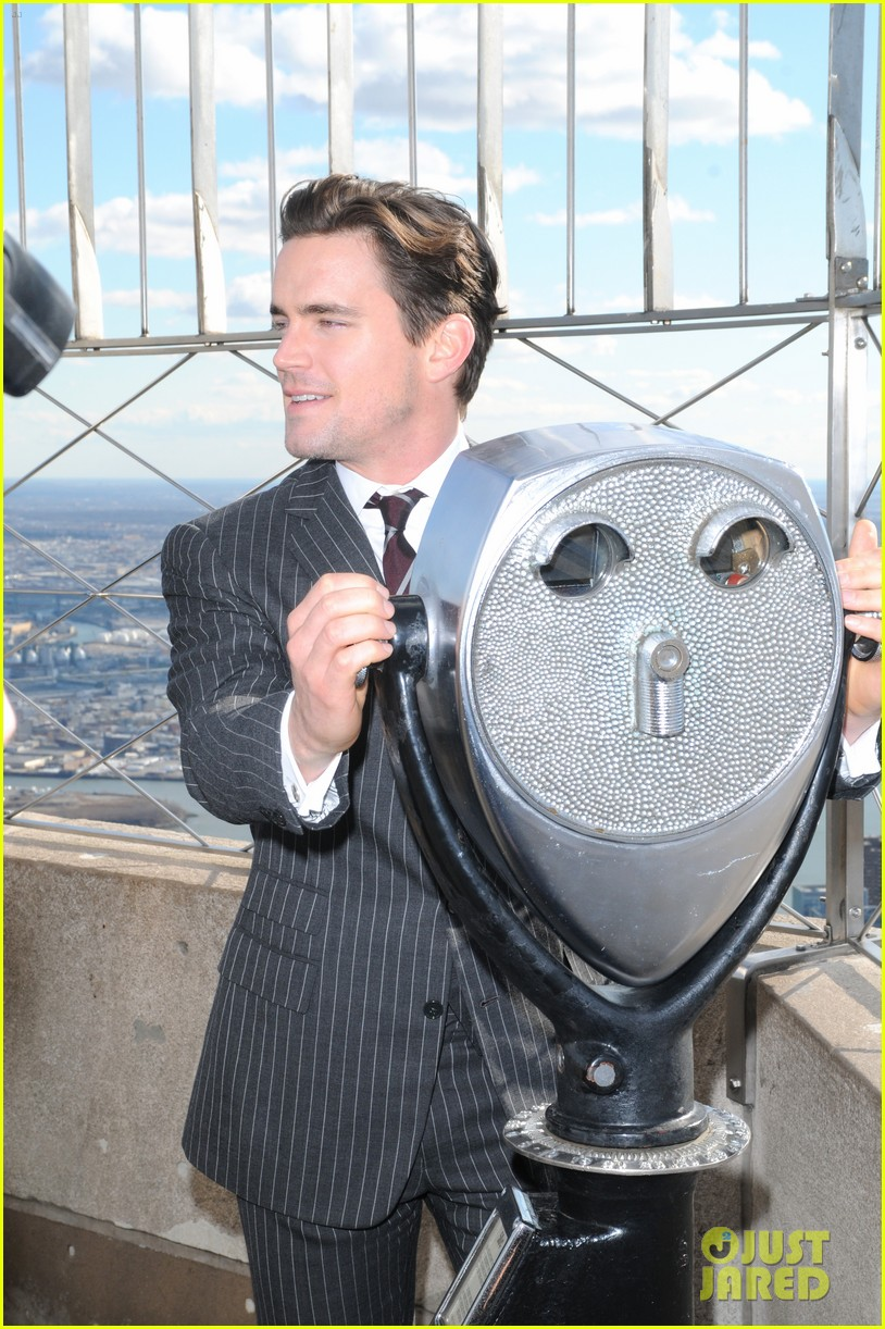 matt bomer empire state building 04