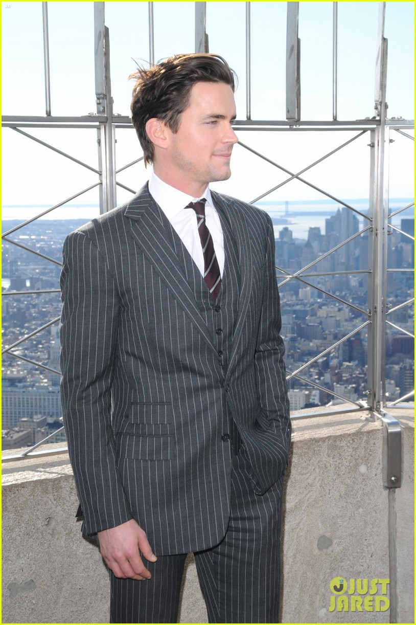 matt bomer empire state building 072619429