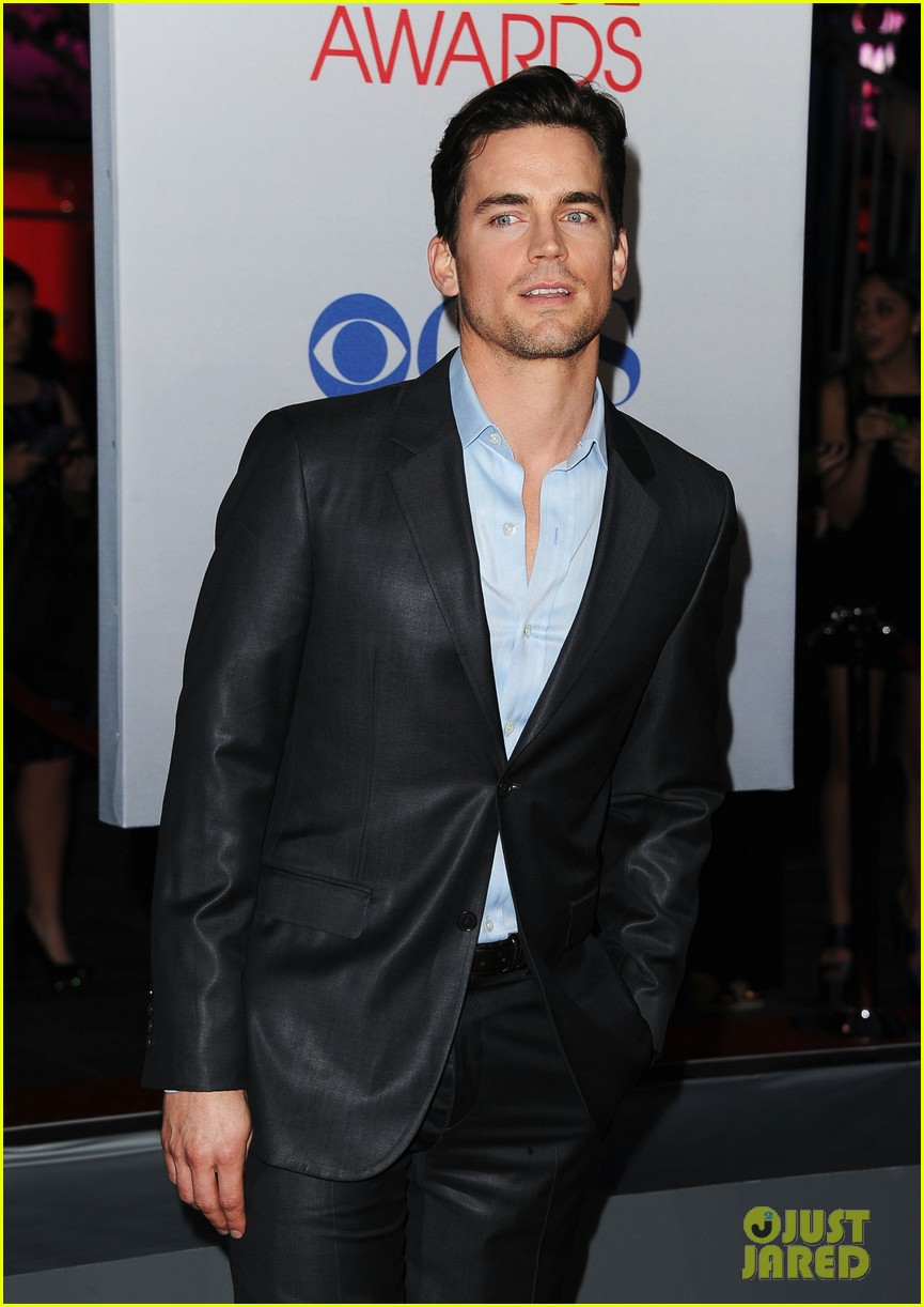 matt bomer peoples choice awards 2012 08