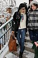 kate bosworth michael polish snowy sundance stroll 11