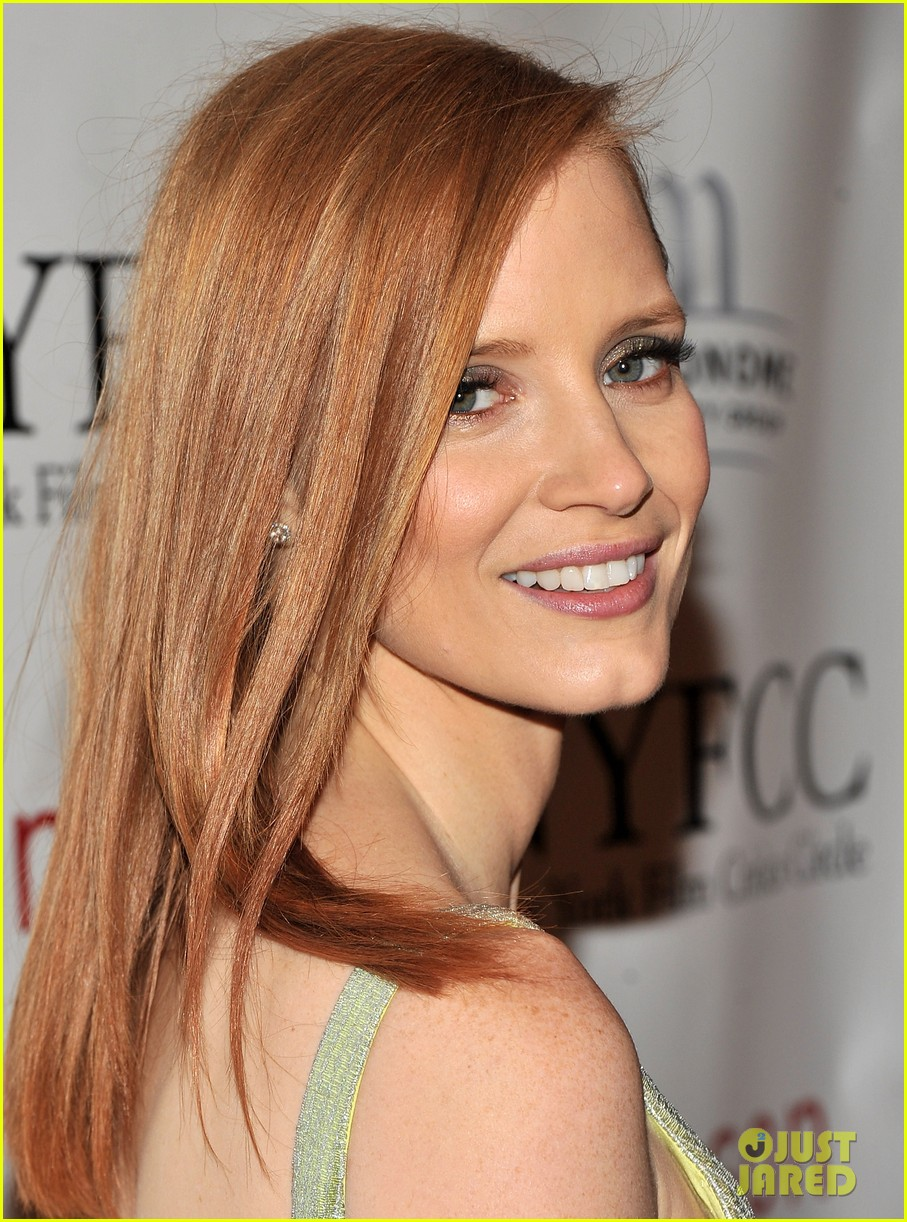 jessica chastain critics circle awards 08