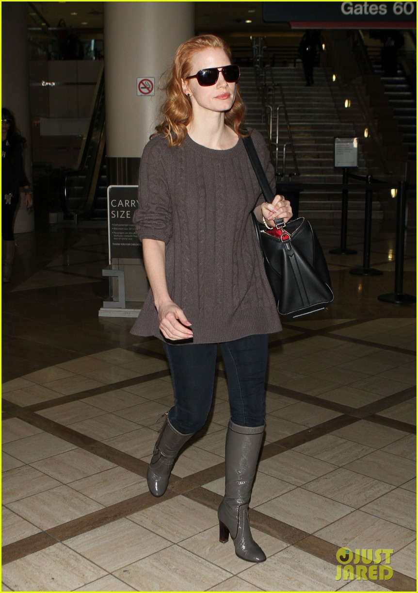 jessica chastain lax 09