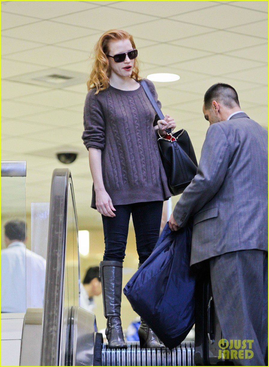 jessica chastain lax 122619602