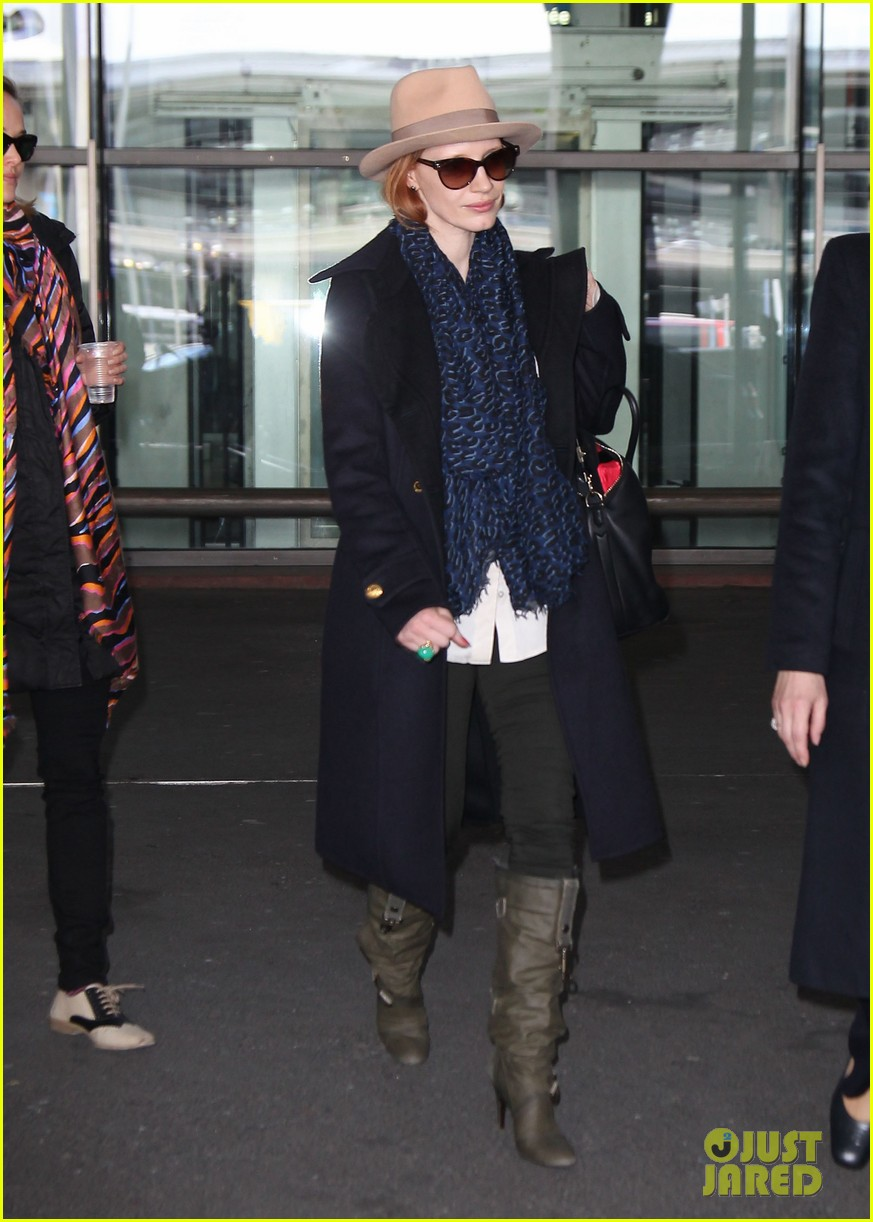 jessica chastain flight paris 062621248