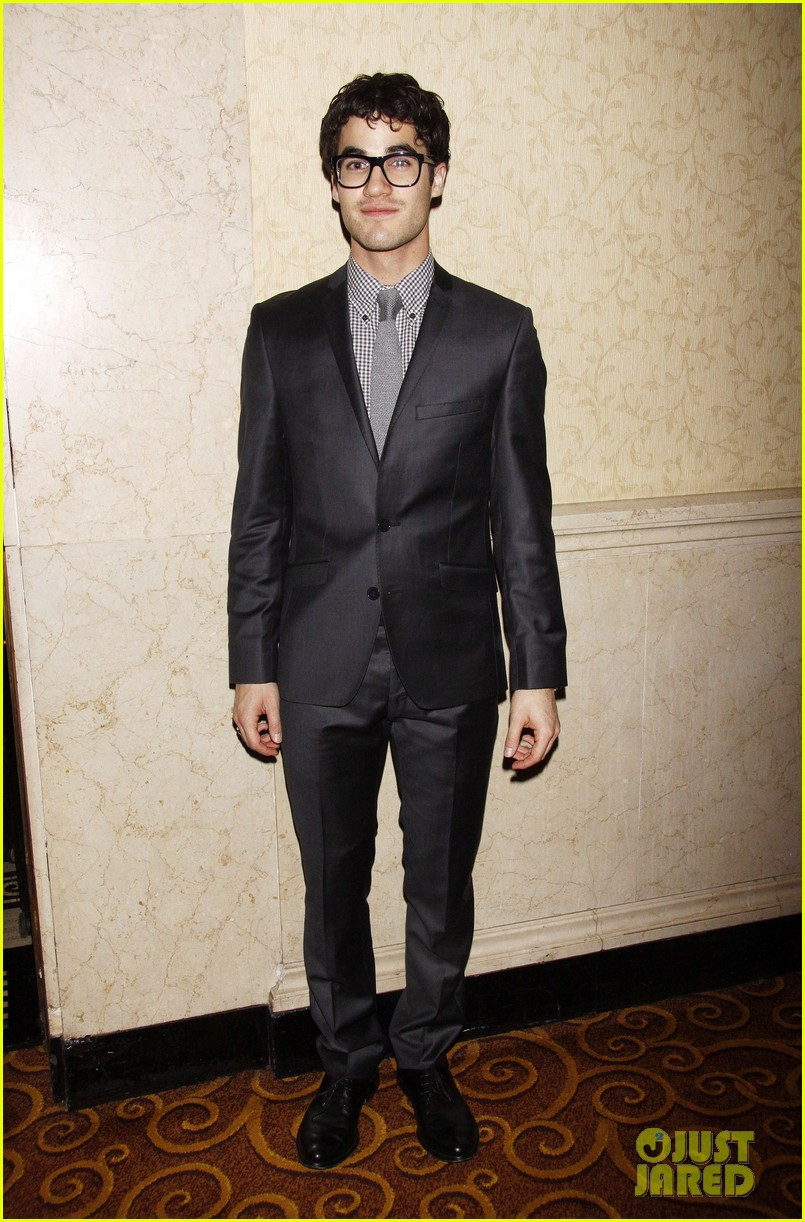 darren criss old vic benefit 06