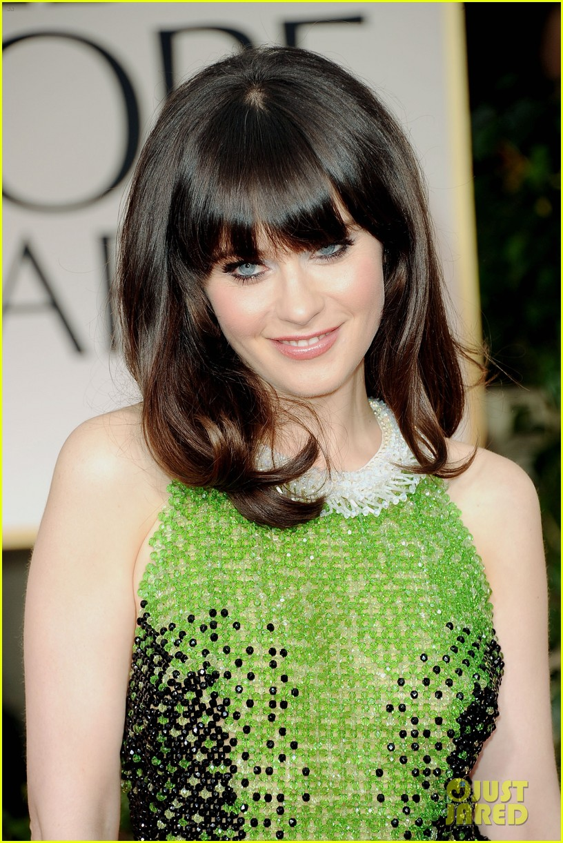 emily zooey deschanel golden globes 06